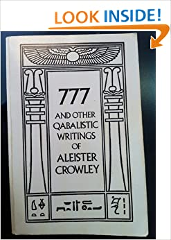 777 and other qabalistic writings of aleister crowley pdf download