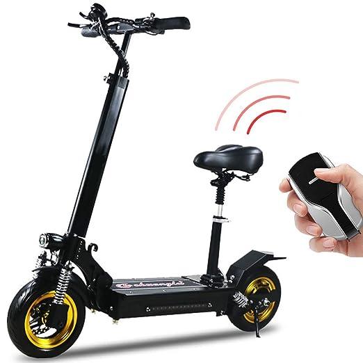 Y&XF Scooter eléctrico para Adultos 500W E-Scooter de Alta ...