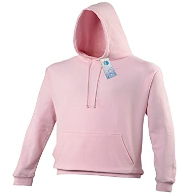 17b184d8ec4 HOODIE funny fathers day - Baby Pink - 280gsm Weight Men Women Unisex  Ladies Hooded Top College Hoody Sweatshirt Sweater Varsity AWD Blank Sports  fashion ...