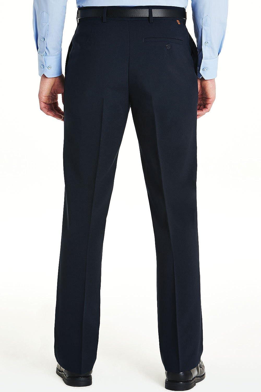 Casual Eleganti di qualit/à Pantaloni Uomo Formali per Ufficio//casa