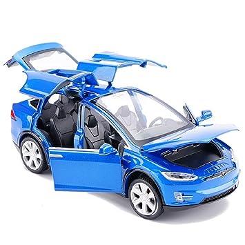 100% top quality buy sale later Buy Shreeji Diecast Model Cars Tesla Toy Cars Model X 90 ...