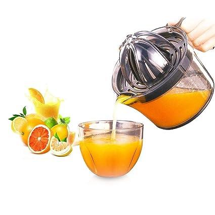 Exprimidor manual Ting-Times, exprimidor manual de limón naranja cítrico, apriete manual de