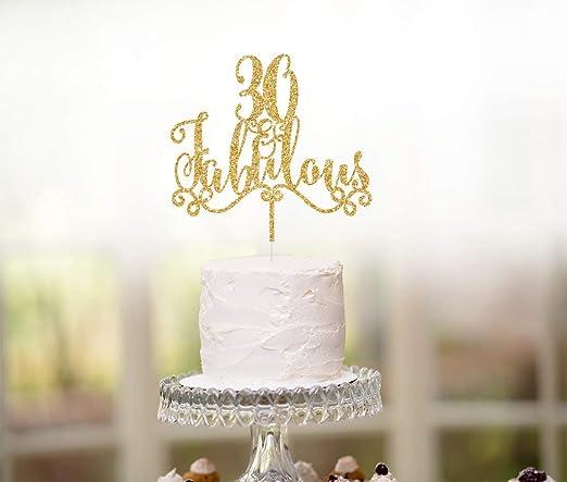 Decoración para tarta de cumpleaños para decoración de tarta ...