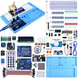 UNIROI for Arduino Starter Kit, Complete Electronic Kit for Arduino with Detailed Tutorials