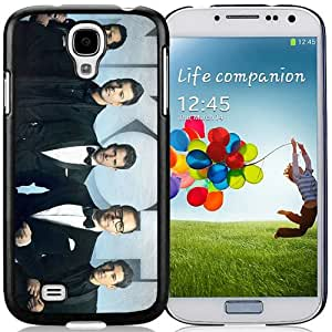 Hot Sale And Popular Samsung Galaxy S4 I9500 Case Designed With New Kids on the Block White Samsung Galaxy S4 Phone Case