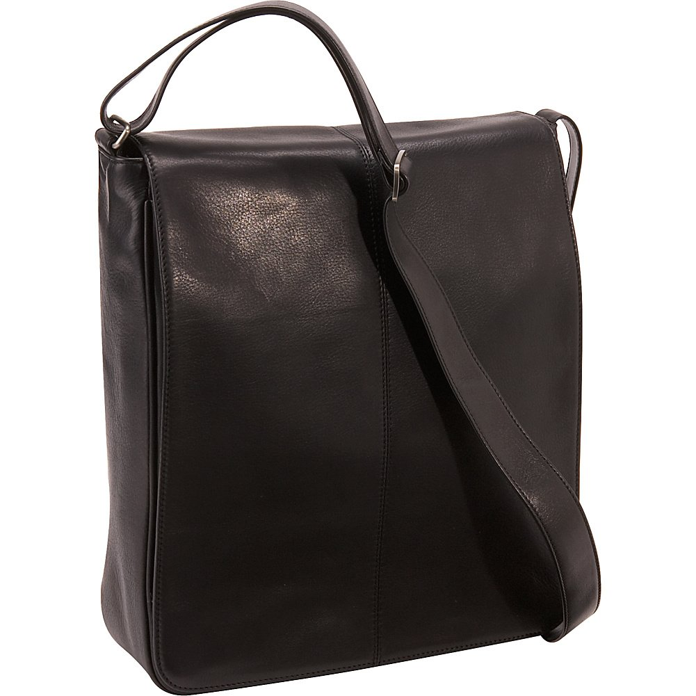 Osgoode Marley Cashmere Men's Business European Messenger Bag - Black