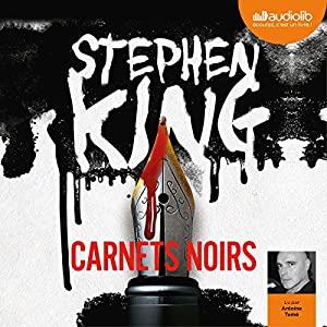Carnets noirs Audiobook