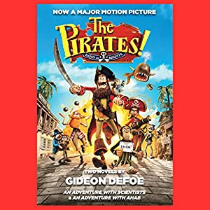 The Pirates! Band of Misfits (Movie Tie-in Edition) Audiobook