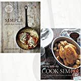 download ebook simple effortless food big flavours [hardcover] and cook simple effortless cooking every day 2 books bundle collection with gift journal pdf epub