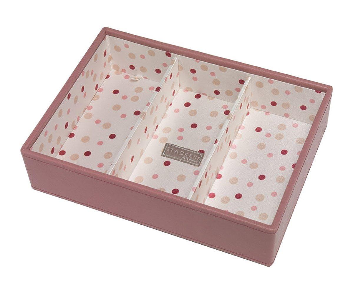 Stackers 70481 - Coffret à bijoux - Compartiments à empiler - Femme