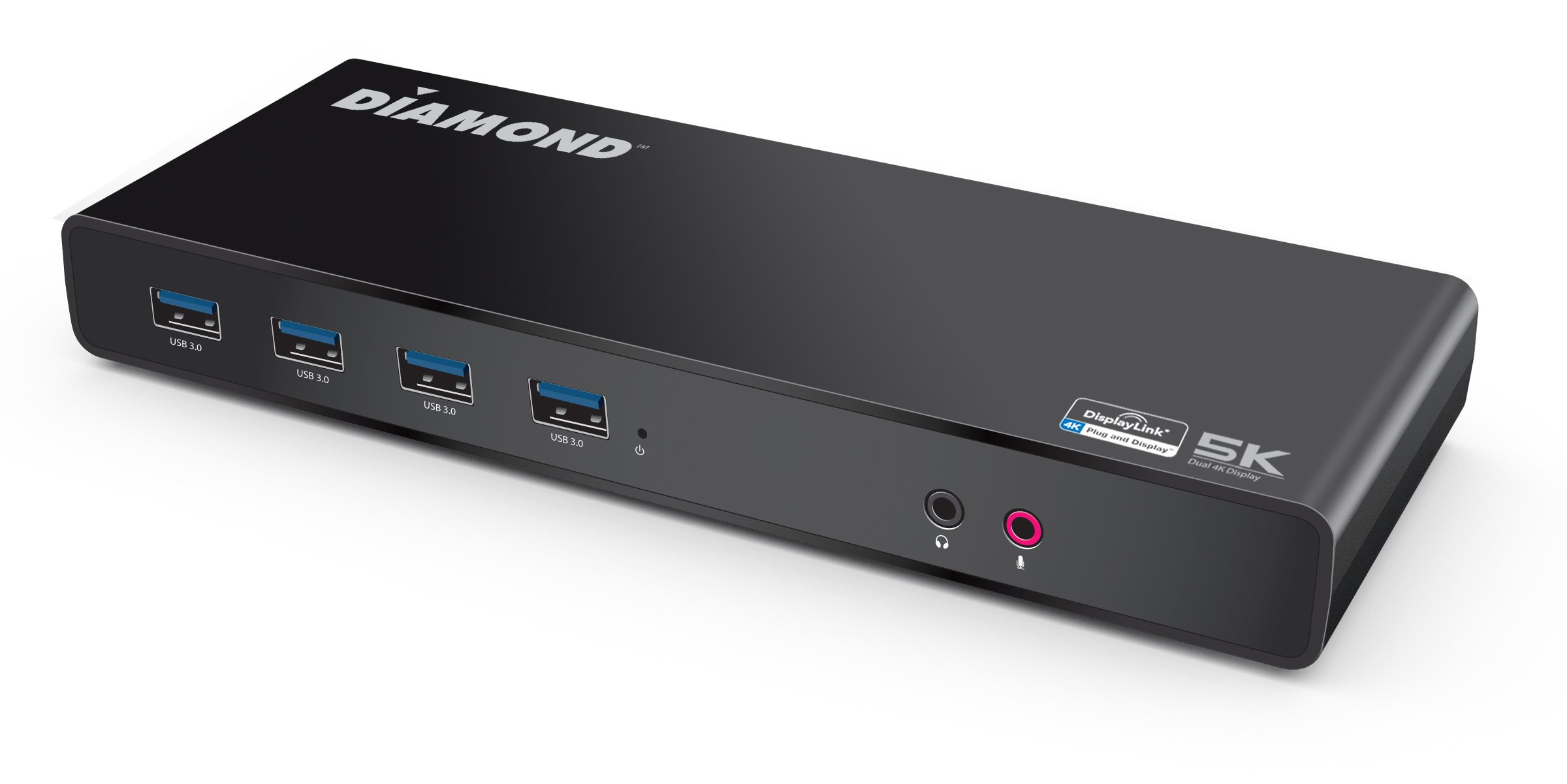 Diamond Multimedia DS6950 5K and Dual 4K/2K Docking Station