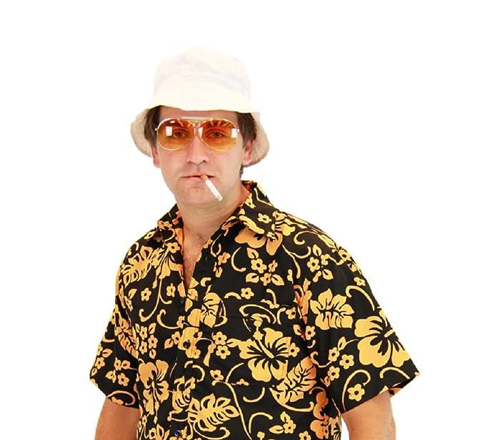 ed4144c01f Fear and Loathing Costume Set (Adult Large)  Amazon.co.uk  Clothing