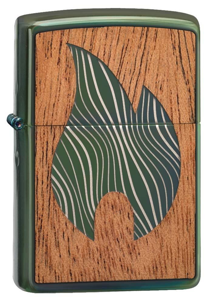 Zippo Woodchuck USA Flame Pocket Ligher