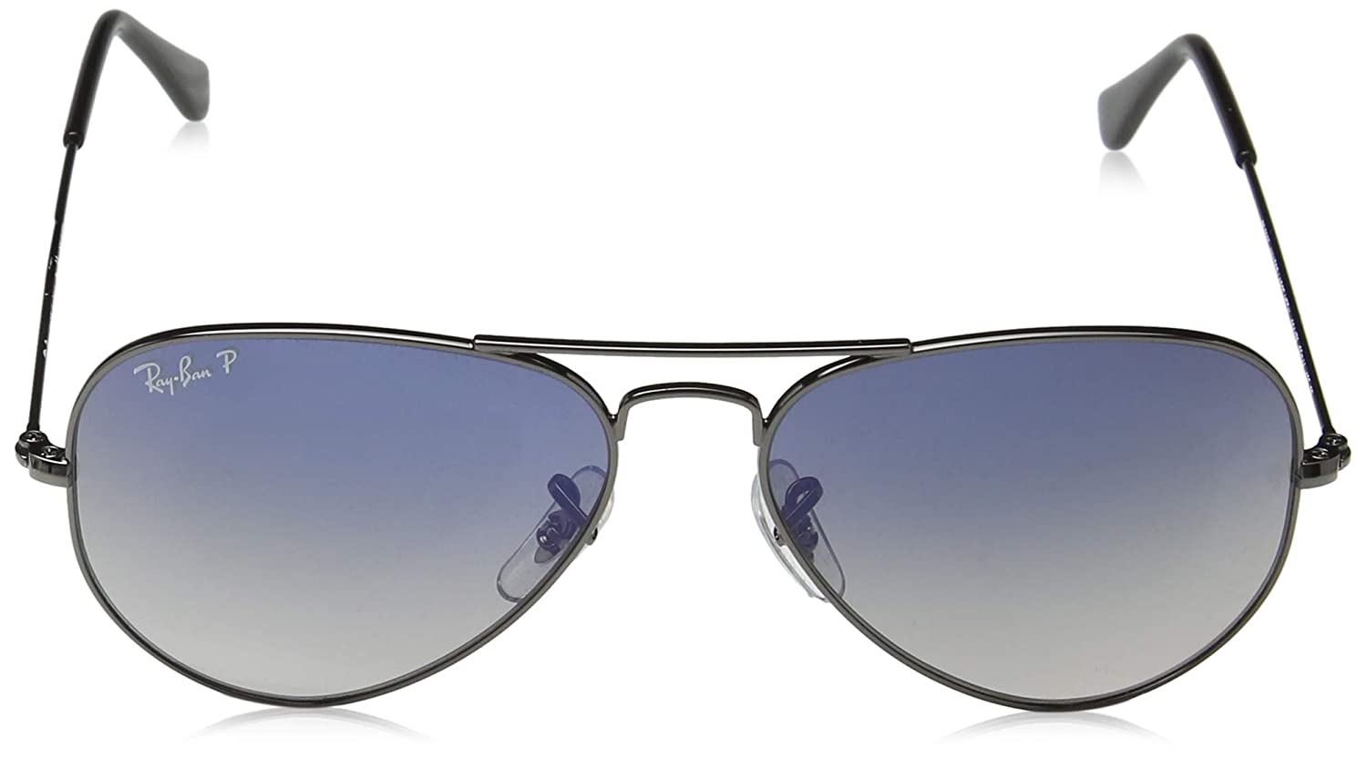 Amazon.com: Ray-Ban RB3025 Aviator - Gafas de sol (metal ...