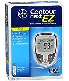 Bayer Contour Next EZ High Blood Sugar Continuous Glucose Monitoring System Best Diabetic Symptoms Meter.