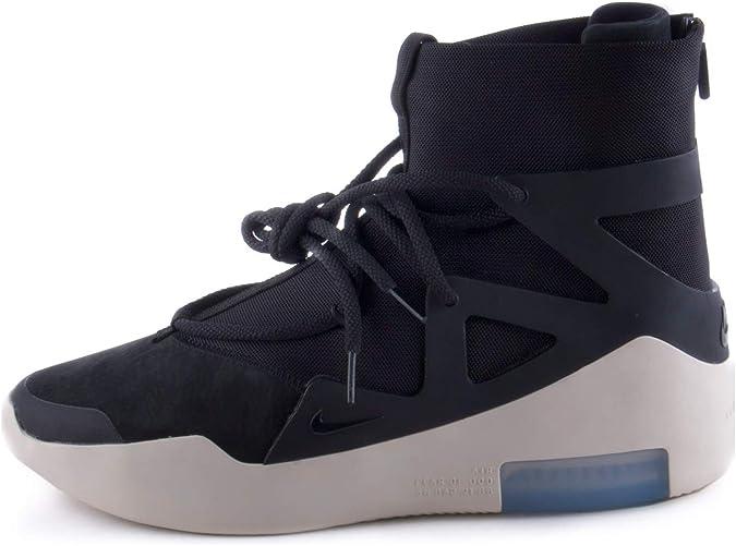 Nike Mens Air Fear of God 1 Black