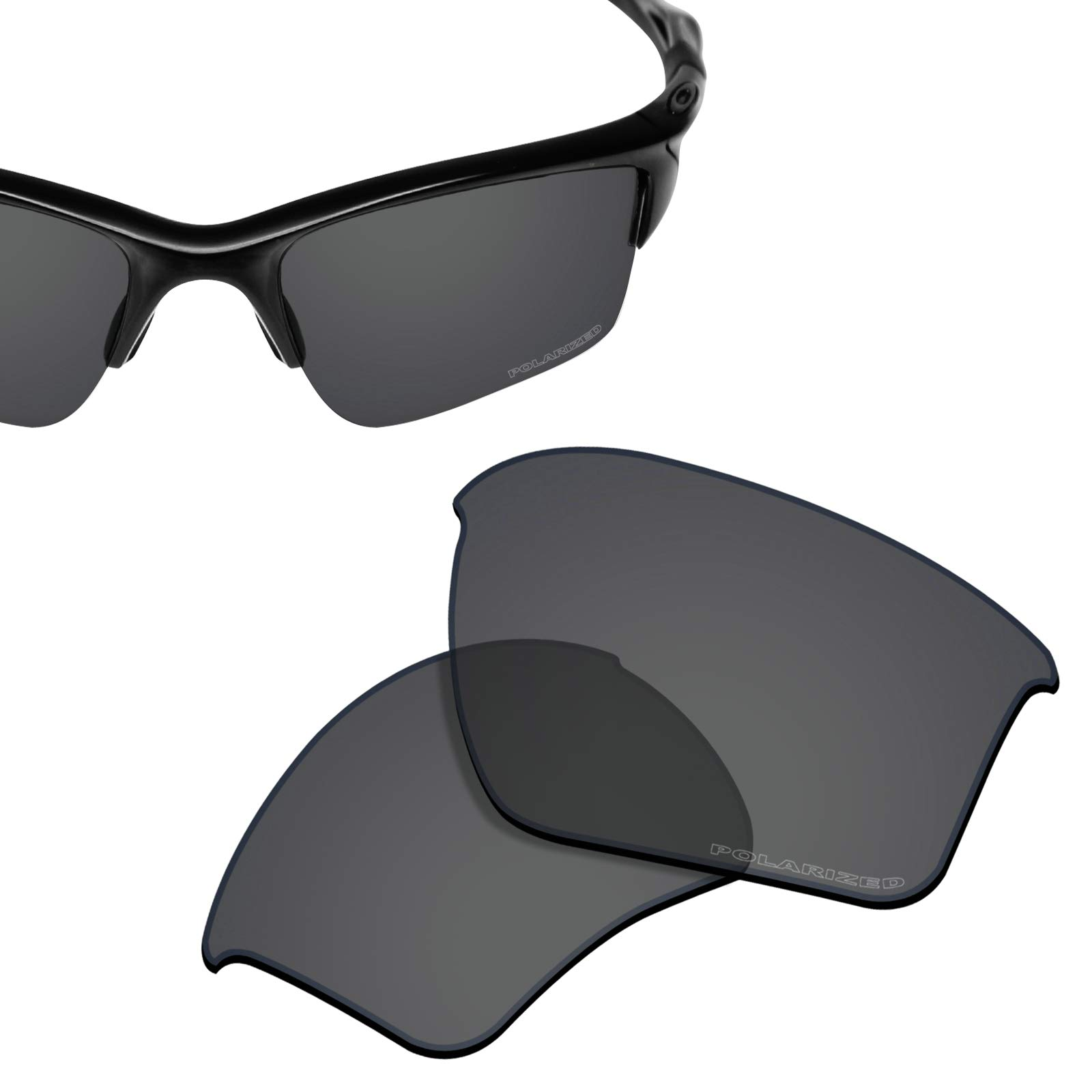 762d9f393d New 1.8mm Thick UV400 Replacement Lenses for Oakley Half Jacket 2.0 XL -  Options