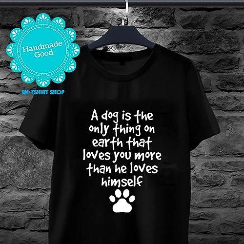 Amazon.com: Dog Quotes Dog Paw T Shirt Best Friend Puppy ...