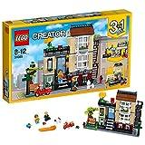 Lego Park Street Townhouse, Multi Color