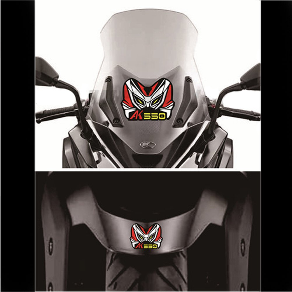 Amazon.com: Motorcycle Sticker Decal Emblem Fairing Decals ...