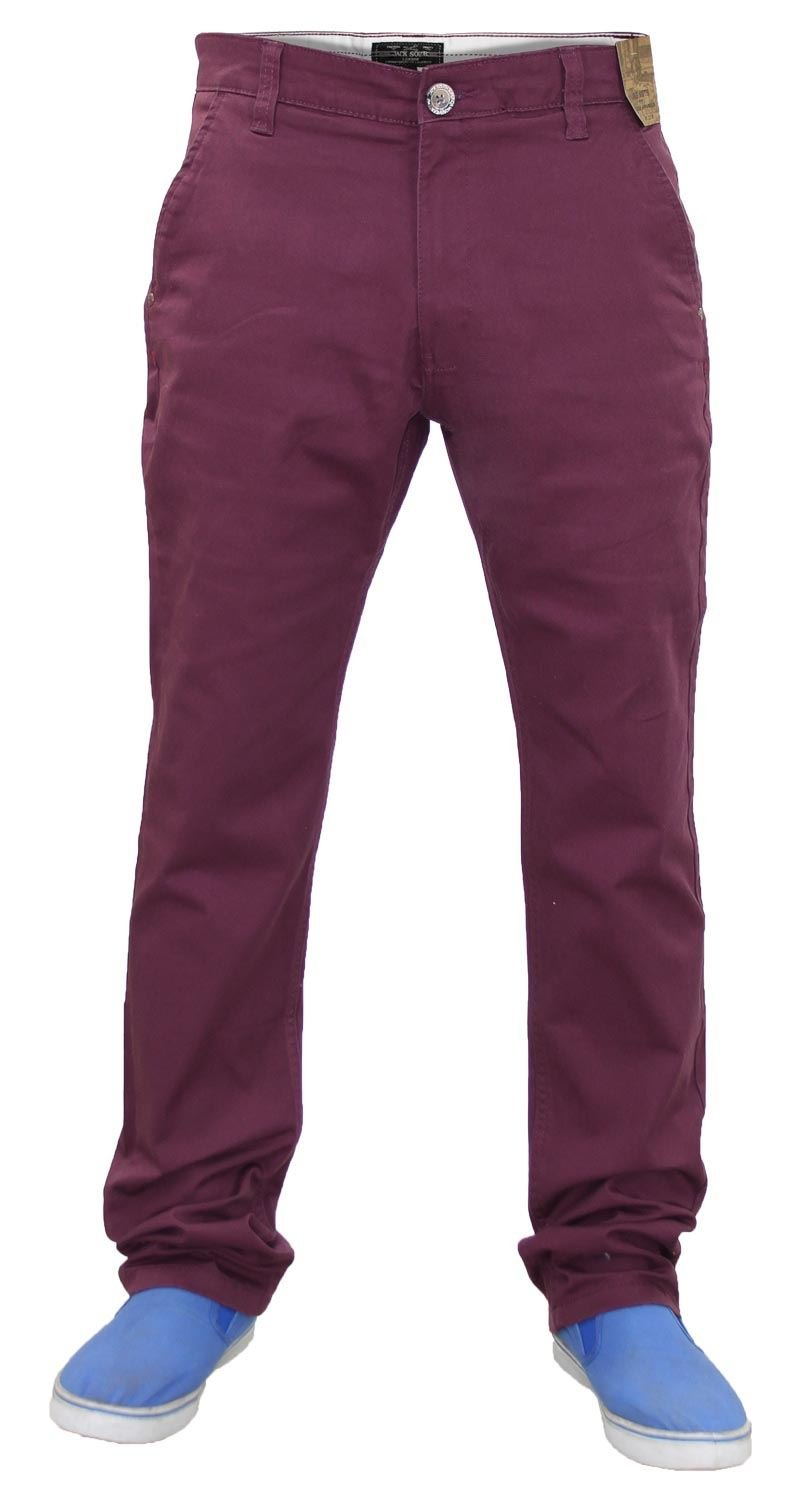 Jacksouth Men Regular Fit Trouser Stretch Cotton Twill Chino