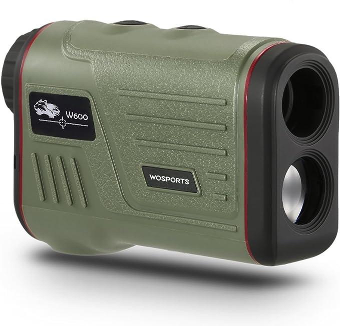 Best hunting rangefinders : Wosports Hunting Rangefinder