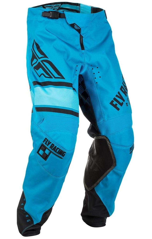 Fly Racing Mens Kinetic Era Pants Blue//Black Size 20 371-43120