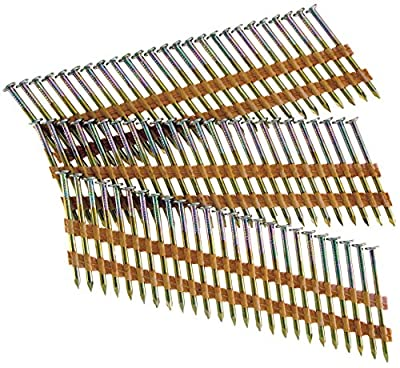 Steelex D3943 2-Inch by .113 Galvanized Framing Nails, Box of 6000 by Steelex