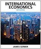International Economics, James Gerber, 0132948915