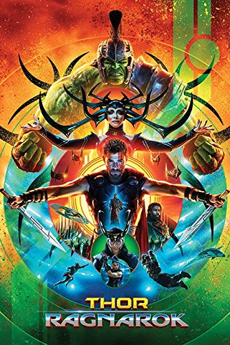 Thor: Ragnarok - Marvel Movie Poster/Print