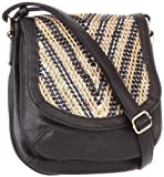 BIG BUDDHA Jquinn Cross Body,Black,One Size, Bags Central