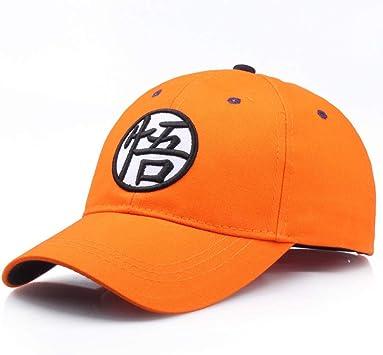 YanLong 2019 algodón Dragon Ball Z Goku Gorras de béisbol ...