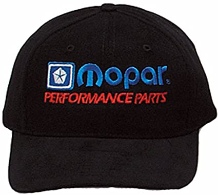 Amazon.com  A E Designs Mopar Hat - Black Cap  Clothing 37fb60cb999