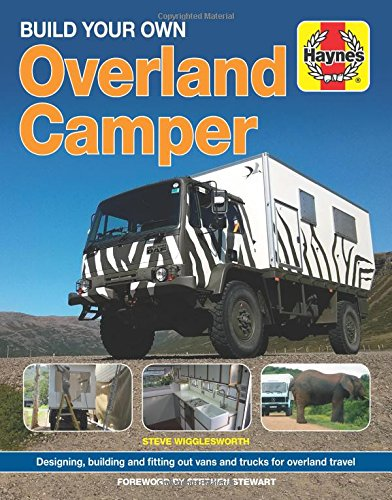 Build your Own Overland Camper manual for sale  Delivered anywhere in Canada