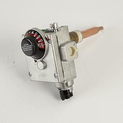 Kenmore 9003739 calentador de agua Gas válvula y control de temperatura Asamblea