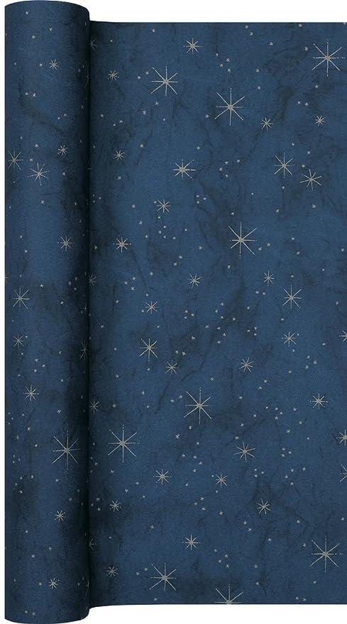 Camino de mesa papel Komet/camino/camino de mesa/Navidad 40 cm x 4 ...