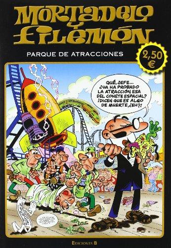 Mortadelo Y Filemón: Parque De Atracciones