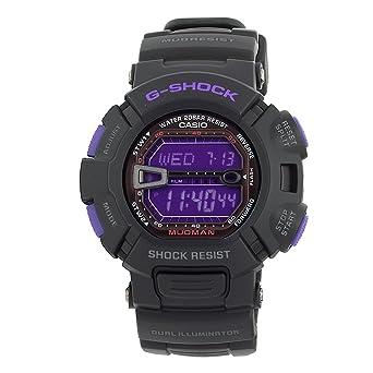 Casio G9000BP-1 - Reloj de pulsera hombre, Resina, color Negro: Amazon.es: Relojes