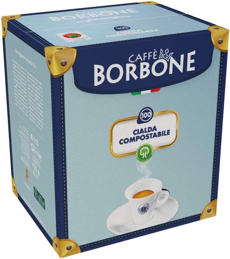 Caffè Borbone, Cápsulas de Café - 100 Cápsulas (7.2g x 100 ...