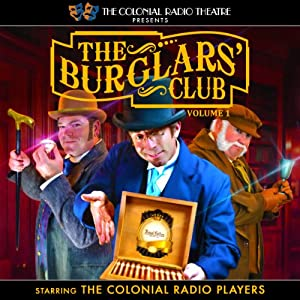 The Burglars' Club, Volume 1 Radio/TV