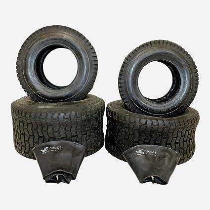 2 x Neumáticos 16 x 6.5 - 8 Plus 2 x Manguera y 2 x Neumáticos 20 ...