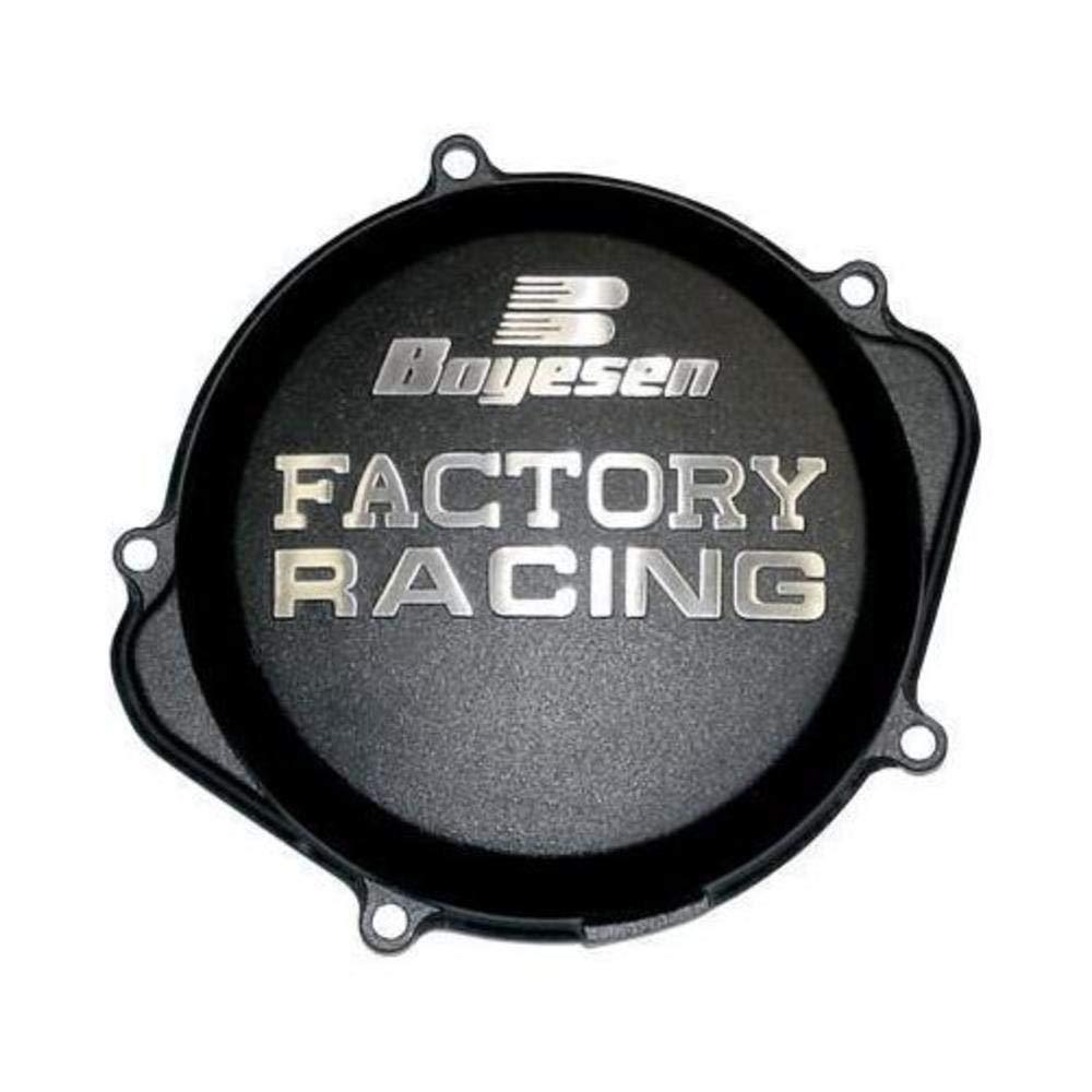Boyesen cc-45ab Factory tapa del embrague - negro: Amazon.es: Coche y moto