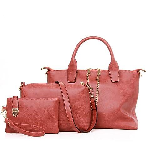 BBAGG Bolsos para Mujer Shoppers y de Hombro Bandolera Mano ...
