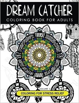 Dream Catcher Coloring Book