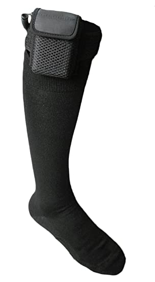 Toasty Toes Warmawear Battery Heated Socks Extra Large Amazon