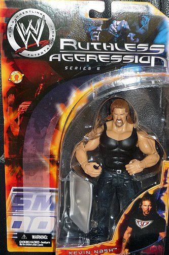 WWE Ruthless Aggression Series 5 Kevin Nash