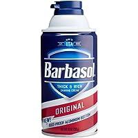 Barbasol Original Thick and Rich Cream Men Shaving Cream 10 Ounce