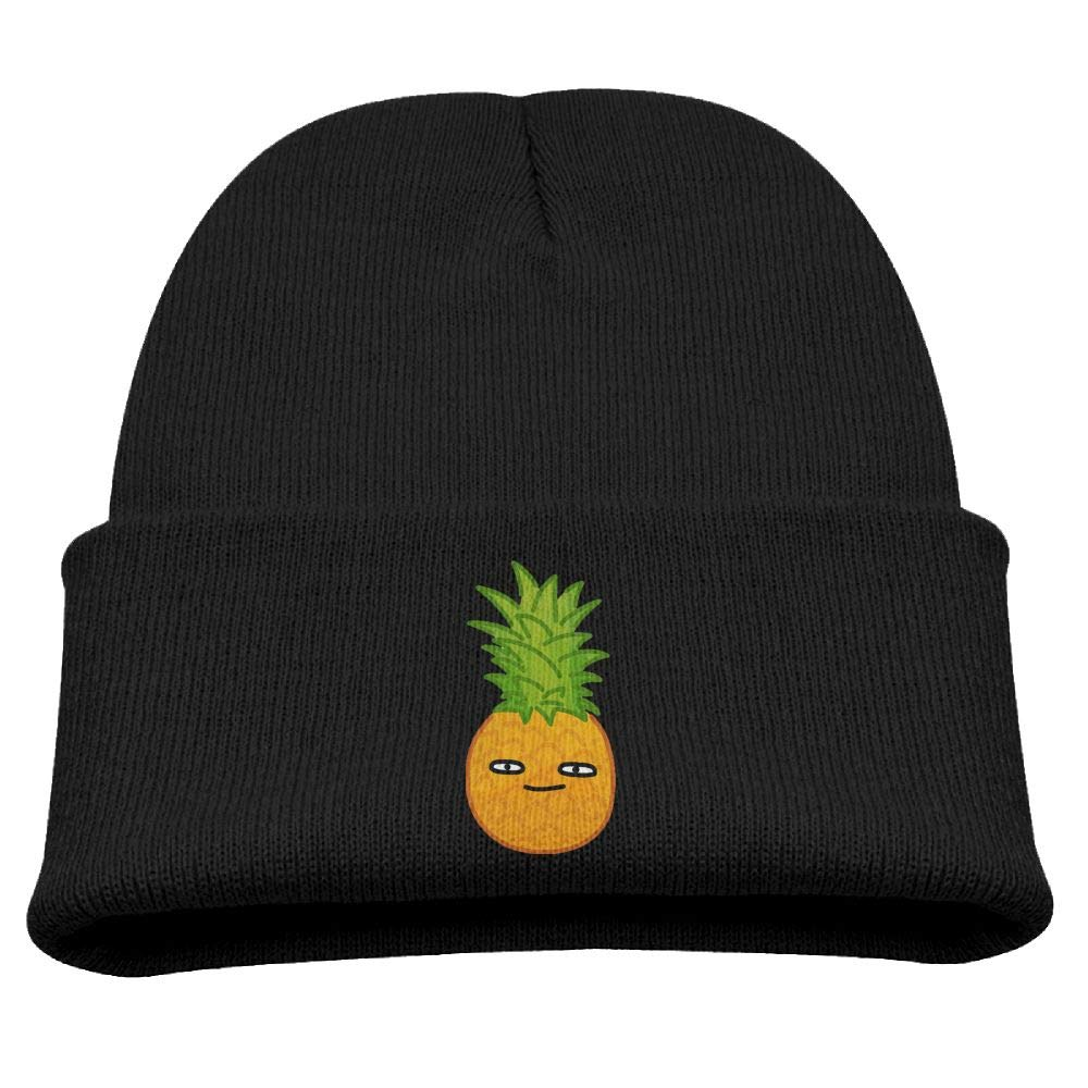 Banana King Funny Pineapple Baby Beanie Hat Toddler Winter Warm Knit Woolen Cap for Boys//Girls