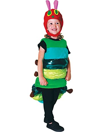 3661ee35c Child Deluxe The Very Hungry Caterpillar Costume Age AGE 6-8 YEARS