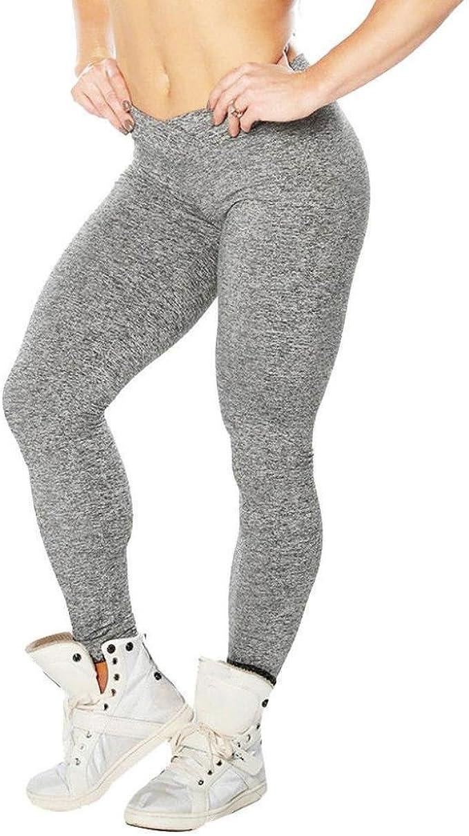 HUI.HUI Pantalones de chándal plisados de color puro de las ...